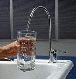 Установка фильтра очистки воды город Междуреченск